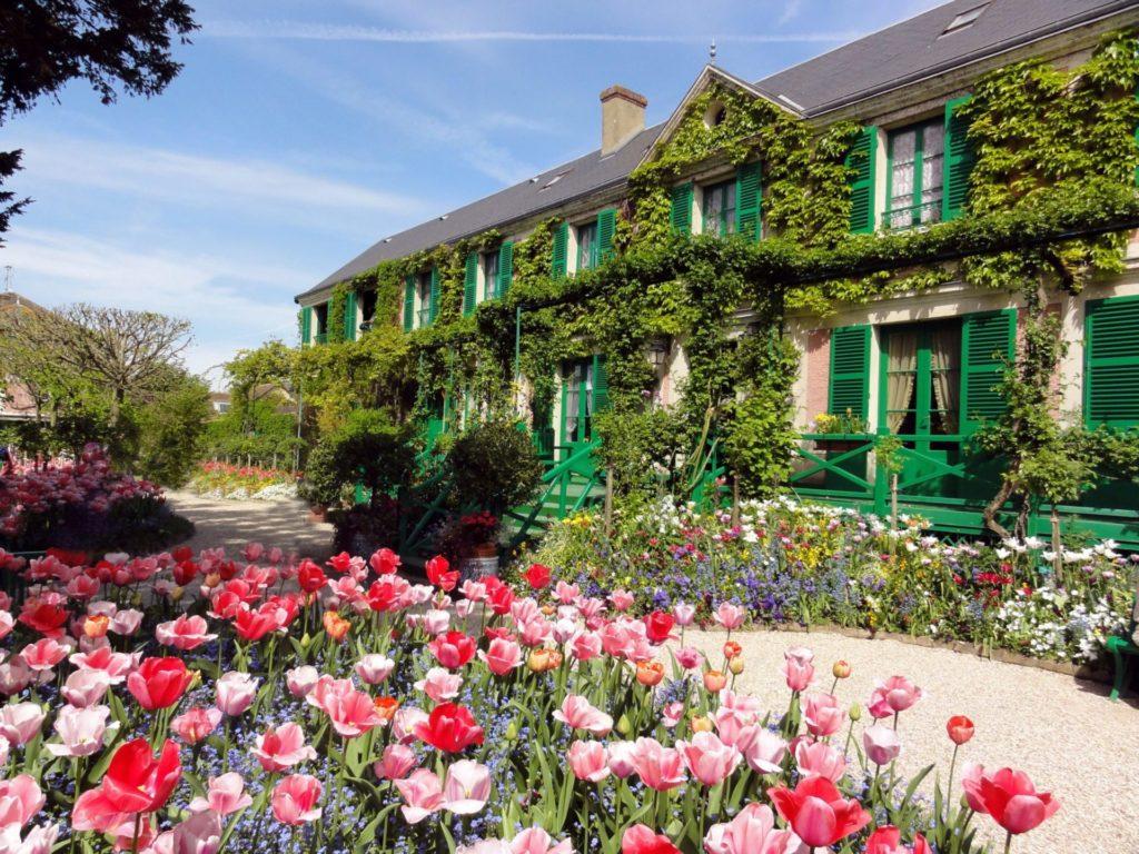 Giverny & khu vườn của danh họa Monet