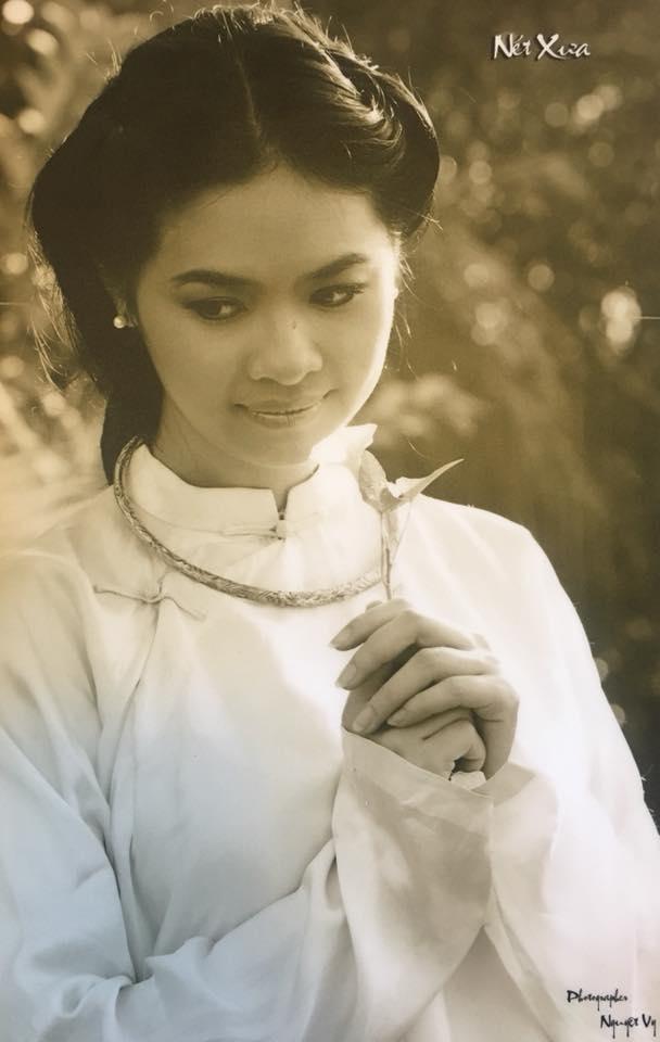 Thủy Tiên: người đẹp trong tranh